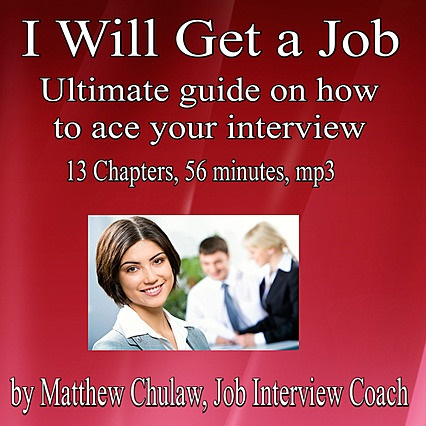 I will get a job recording cover, 2nd bonus you get for free with your purchase of the eBook
